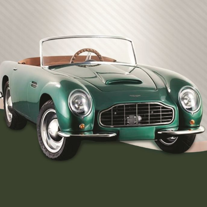 RC-JUNIOR ASTON MARTAZIN DB5A